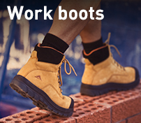 Shop Work Boots